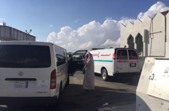 نقل مسن السيل إلى دار الرعاية الاجتماعية بالطائف - المواطن