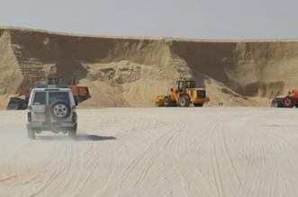 قرار بشأن نهل الرمال في مواقع غرب الدمام - المواطن