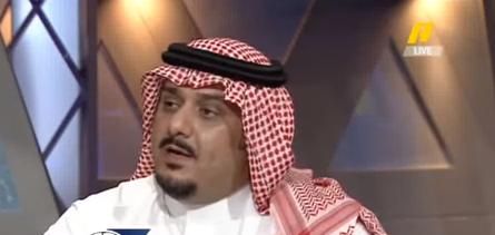 إعلامي قطري: هنيئًا لكيان الهلال برئيسه نواف بن سعد