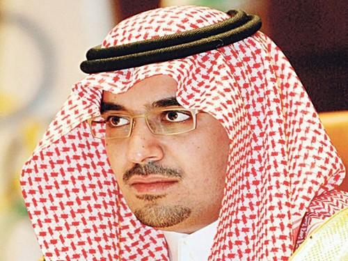 الأمير نواف بن فيصل بن فهد بن عبدالعزيز - الرئيس العام لرعاية الشباب