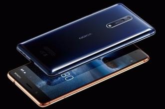 نوكيا تكشف النقاب عن هاتف أندرويد الأسطورة Nokia 8 - المواطن