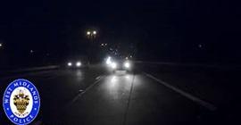 شاهد.. نوم سائق شاحنة على الطريق السريع يُحدث كارثة - المواطن