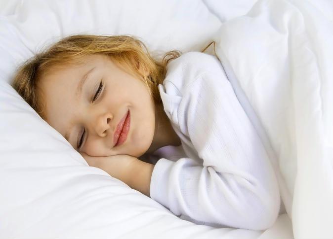 نوم هادي للاطفال