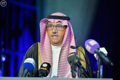 نيابة عن #ولي_ولي_العهد .. رئيس هيئة الأركان يفتتح المؤتمر العالمي لحلول القيادة والسيطرة3