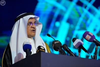 نيابة عن #ولي_ولي_العهد .. رئيس هيئة الأركان يفتتح المؤتمر العالمي لحلول القيادة والسيطرة4