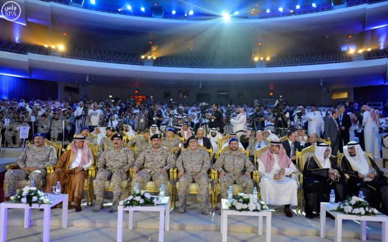 نيابة عن #ولي_ولي_العهد .. رئيس هيئة الأركان يفتتح المؤتمر العالمي لحلول القيادة والسيطرة8