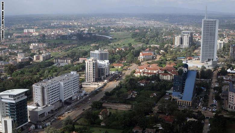 نيروبي-كينيا