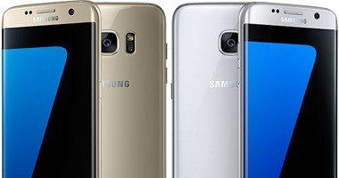 هاتفا سامسونج إس 7 وإس 7 إيدج يحصلان على تحديثات أمنية جديدة