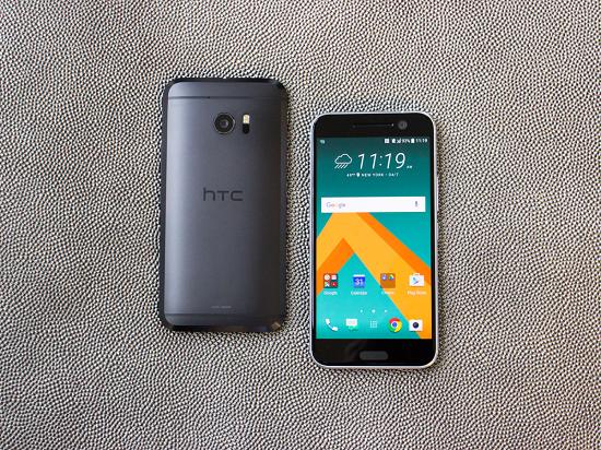 هاتف HTC 10