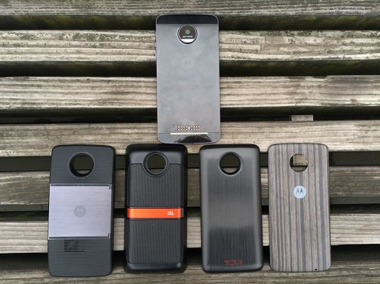 هاتف Moto Z