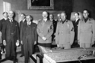 حذّر ولي العهد من تكرارها.. ماذا تعرف عن اتفاقية ميونيخ 1938 ؟ - المواطن