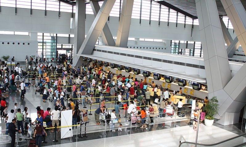 مطار الفلبين