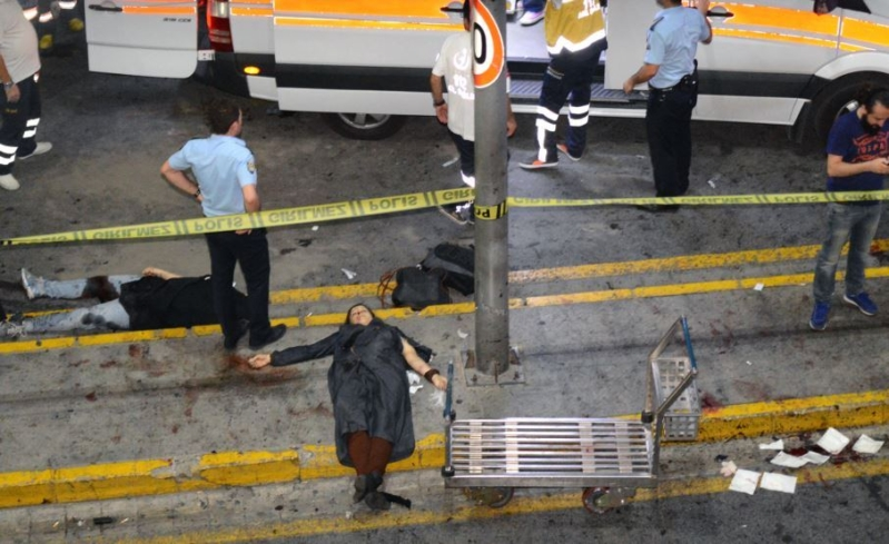 هجمات اسطنبول تركيا