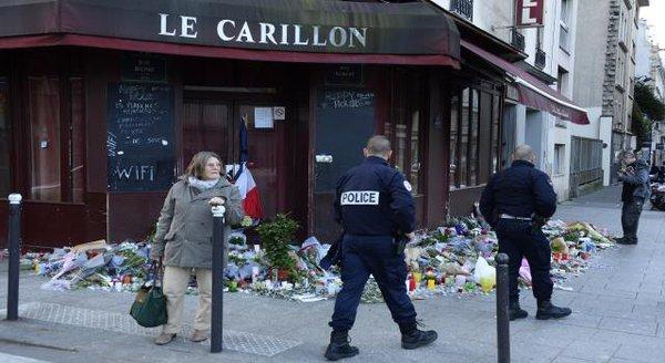 هجمات #باريس