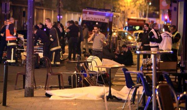 هجمات #باريس1