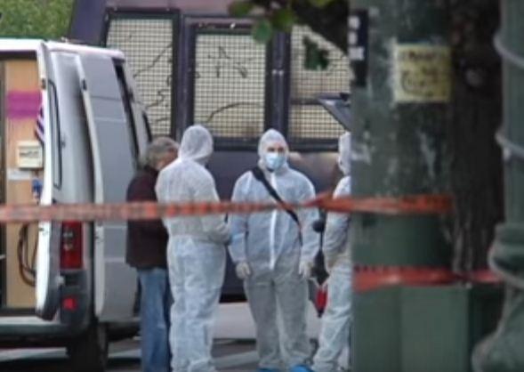 هجوم إرهابي ضد سفارة فرنسا في اليونان