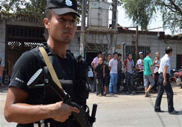 13 قتيلاً وجريحاًفي هجوم بالسكاكين بإقليم صيني