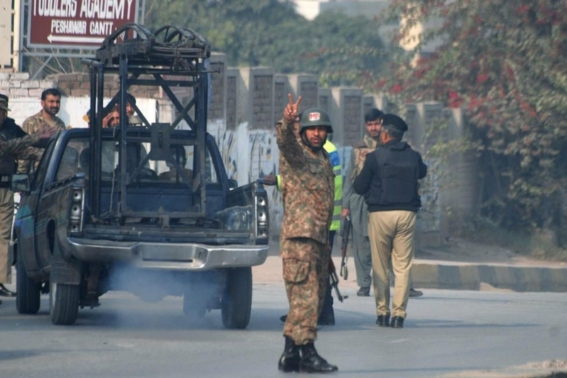 هجوم باكستان