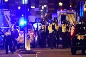 بالفيديو.. 50 طلقة من الشرطة البريطانية لقتل المتورطين في هجوم لندن - المواطن