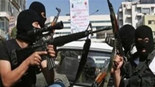 هجوم مسلح - مسلحين - اسلحة - ارهاب