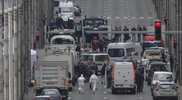 هجوم يستهدف محطة نووية في بلجيكا