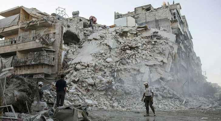 هدنة سوريا