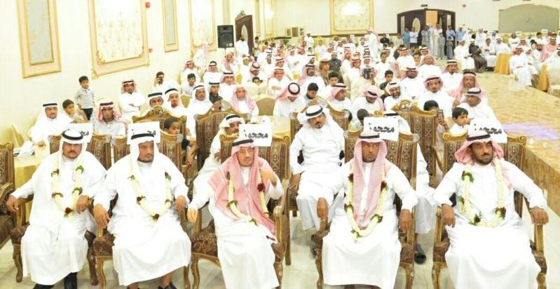 هدية الزوجة والأبناء لـ4 معلمين متقاعدين في أبو عريش6