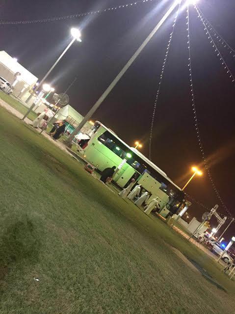 هكذا استعدت مدينة الحجاج بالخرج لاستقبال أول فوج من دول الخليج 4