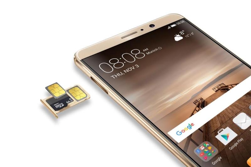 هواوي Mate 9 يقدم أسرع معالج في العالم للهواتف الجوالة 5