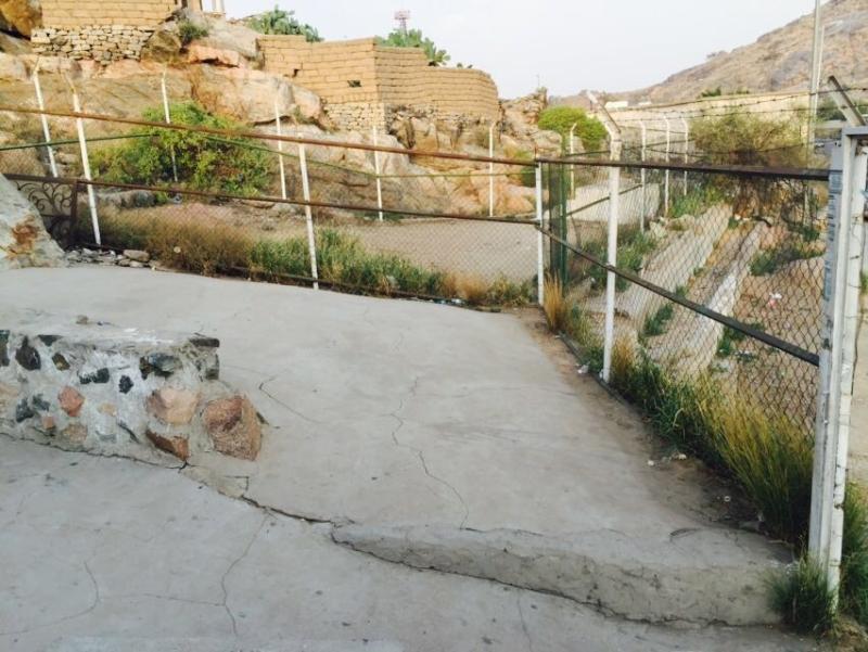 هيئة السياحة والآثار تهمل التاريخ في محافظة الطائف (10)