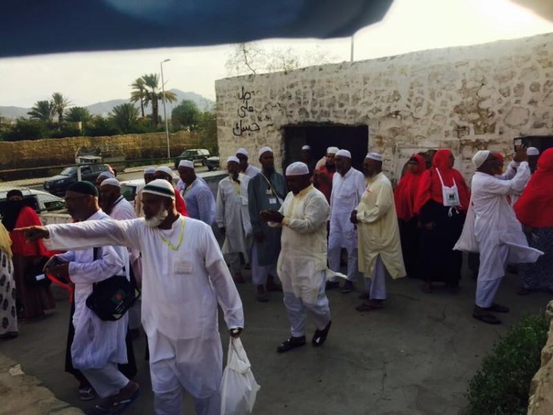 هيئة السياحة والآثار تهمل التاريخ في محافظة الطائف (12)
