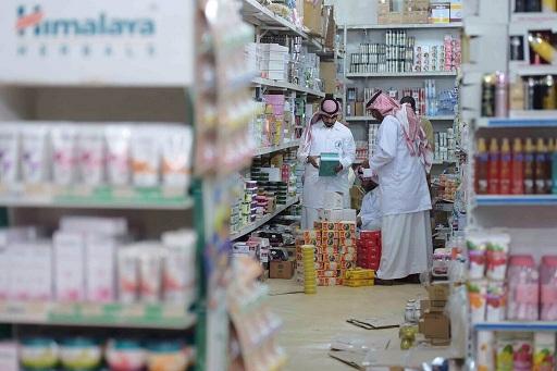 هيئة الغذاء والدواء تصادر مستحضرات طبية وكبسولات وأقراص مغشوشة في حفرالباطن (4)