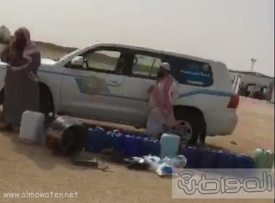هيئة رفحاء تضبط مروج ومصنعي خمر غرب المحافظة2