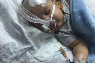 """معاناة الطفل هيثم.. """"تضخم الكبد"""" ومناشدات بإخلائه لـ #الرياض - المواطن"""