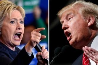 شاهد.. قبل ساعات من مناظرة ترامب وكلينتون.. الخلاف سيد الموقف! - المواطن