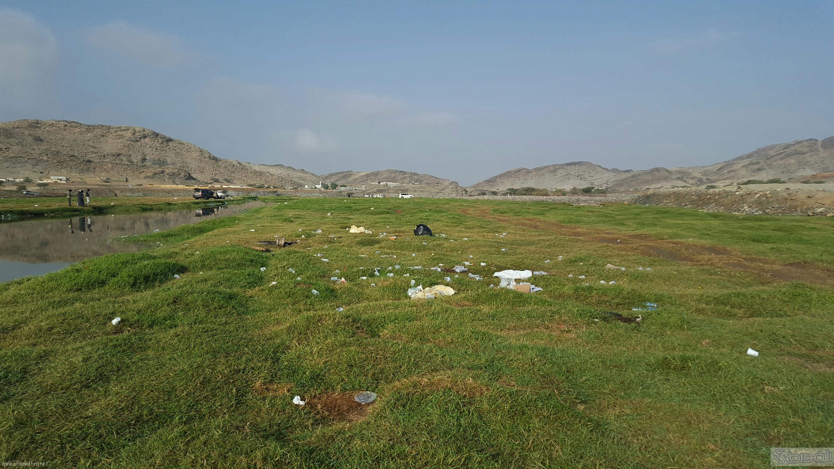 وادي البرداني بمحافظة بارق بعسير (1)