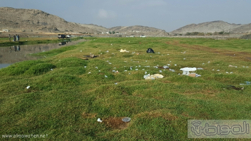 وادي البرداني بمحافظة بارق بعسير (2)