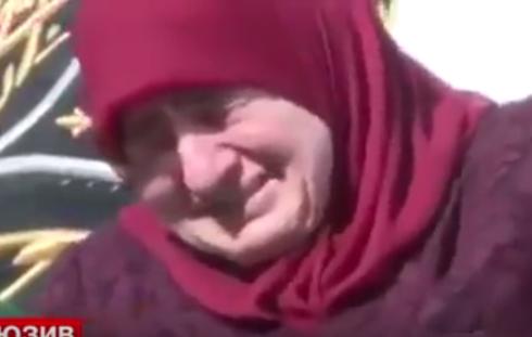 والده رئيس الشيشان