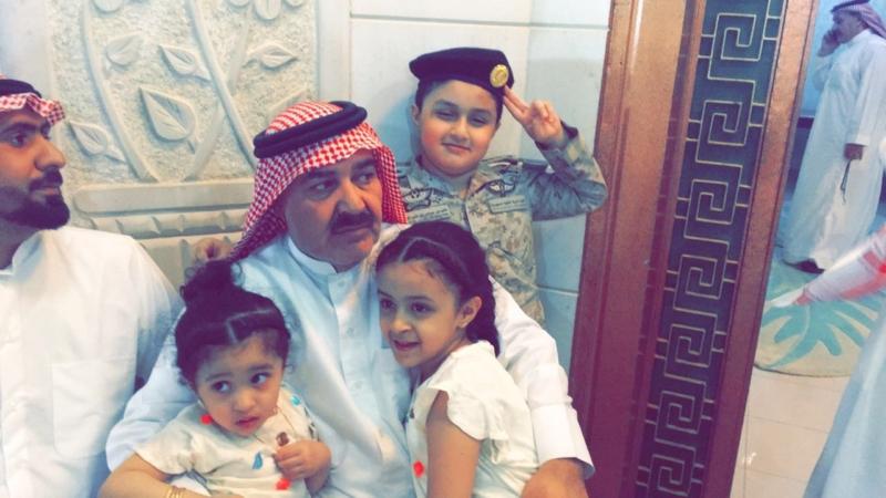 والد الشهيد عبدالرزاق (2)