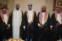 """زياد الرشيدي يحتفل بزواجه بـ""""قاعة الحسناء"""" بالدمام"""