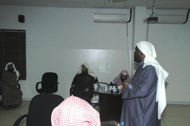 ورشة عمل لدراسة البيئة في ادارة الشؤون التعليمية بتحفيظ الرياض (2)