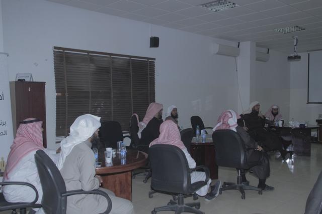 ورشة عمل لدراسة البيئة في ادارة الشؤون التعليمية بتحفيظ الرياض (6)
