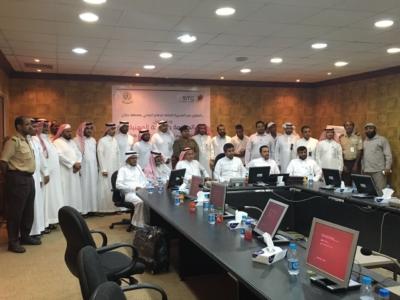 ورشة عمل لمدني جازان بمقر  الاتصالات السعودية (138514173) 