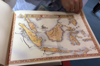 """بالصور.. """"ورق مضاد للماء"""" تقنية ماليزية بمعرض الرياض للكتاب - المواطن"""