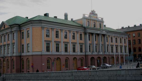 وزارة الخارجية السويديه