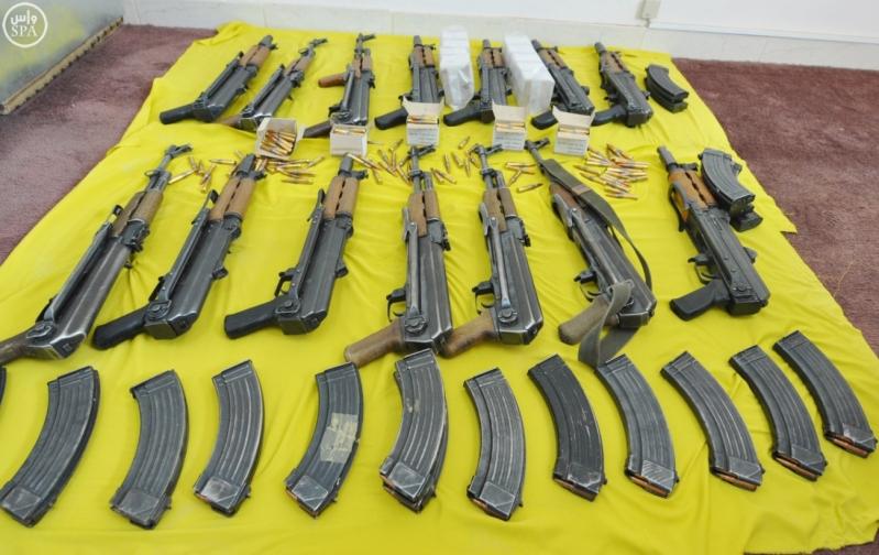 وزارة الداخلية تصدر بياناً حول مهام رجال الأمن في مكافحة جرائم تهريب وترويج المخدرات والقبض على المتورطين في ذلك 9