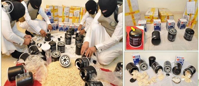 وزارة الداخلية تصدر بياناً حول مهام رجال الأمن في مكافحة جرائم تهريب وترويج المخدرات والقبض على المتورطين في ذلك4