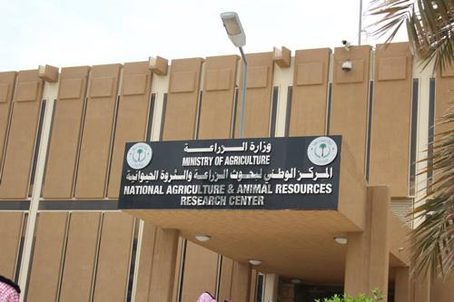 وزارة الزراعة م هيئة الري والصرف مركز التدريب البيطري والإنتاج الحيواني