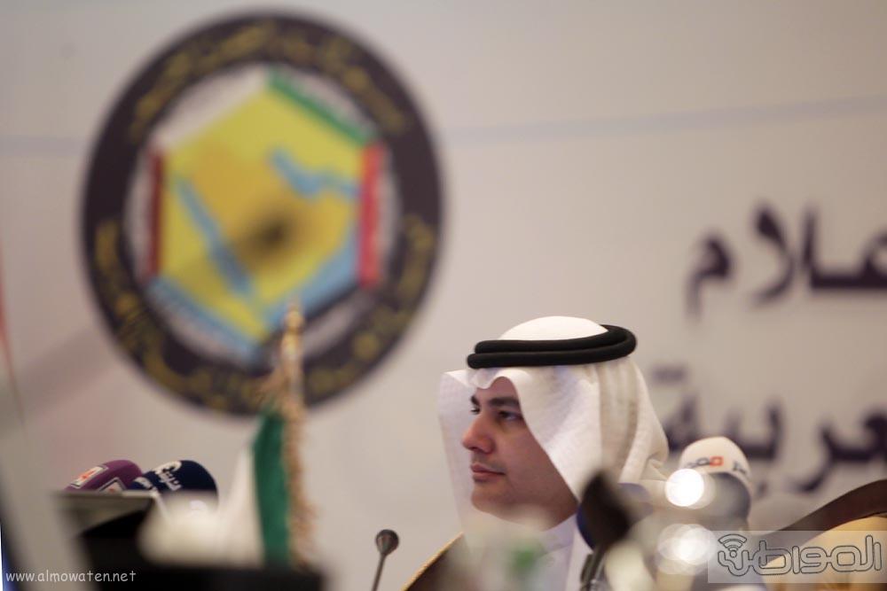 وزراء الاعلام الخليجي (11)