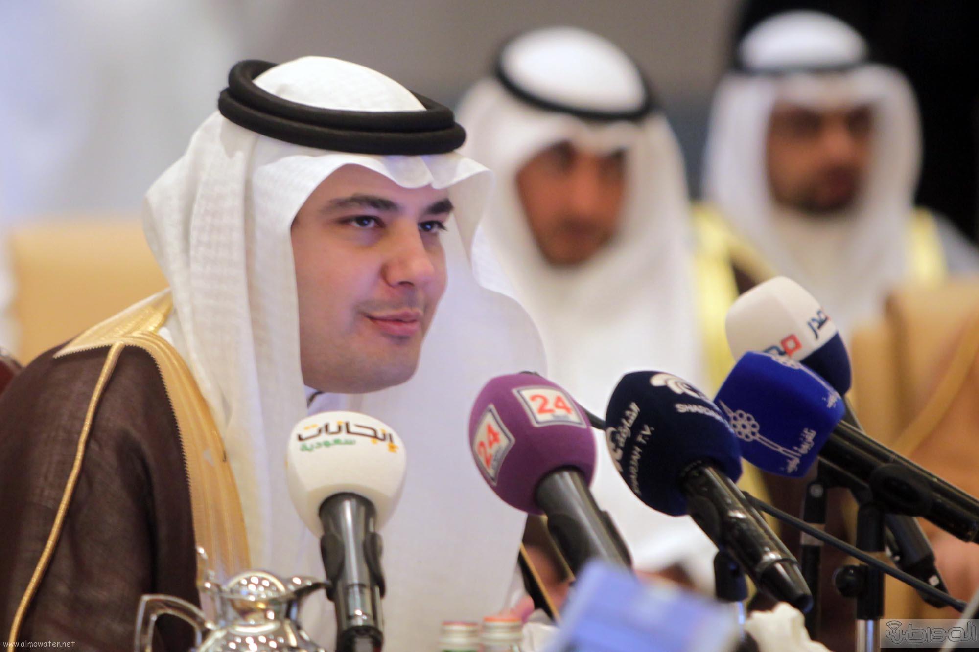 وزراء الاعلام الخليجي (12)